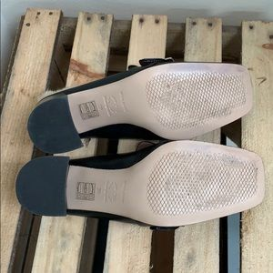 summit by white mountain Shoes - Summit by White Mountain Leather Heeled Mules